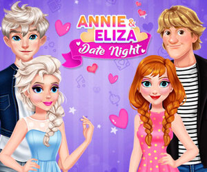 Annie & Eliza Double Date Night