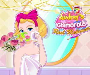 Audrey's Glamorous Real Makeover