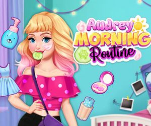 Audrey's Morning Routine