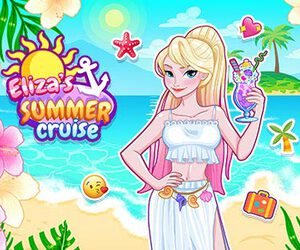 Eliza's Summer Cruise