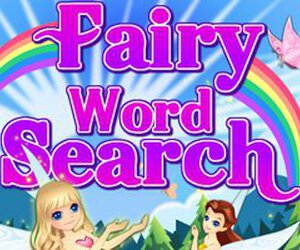 Fairy Word Search