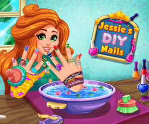 Jessie's DIY Nails Spa
