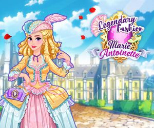 Legendary Fashion: Marie Antoinette
