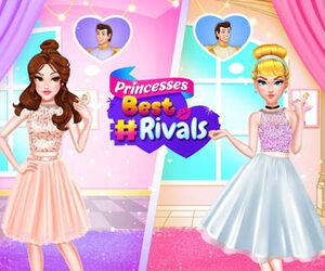 Princesses Best #Rivals